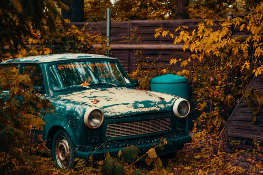 Auton romutus säästää ympäristöä
